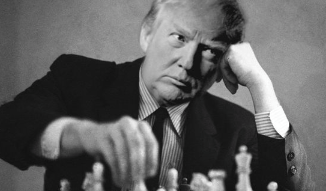 trump chess